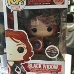 Funko Black Widow w/ Shield Exclusive POP Vinyl Released!