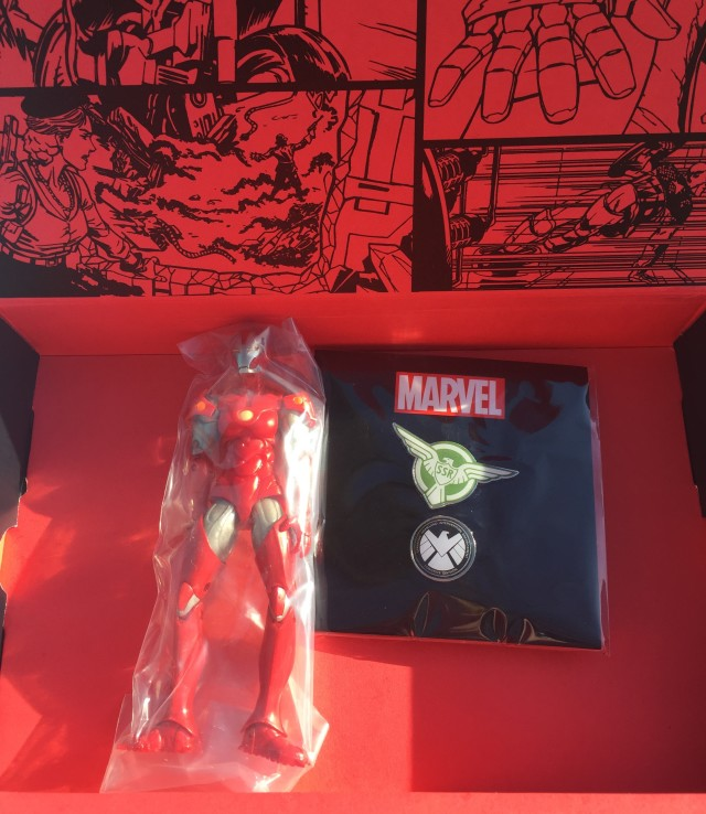Marvel Legends Rescue Action Figure Bagged in Marvel Unlimited Plus Kit