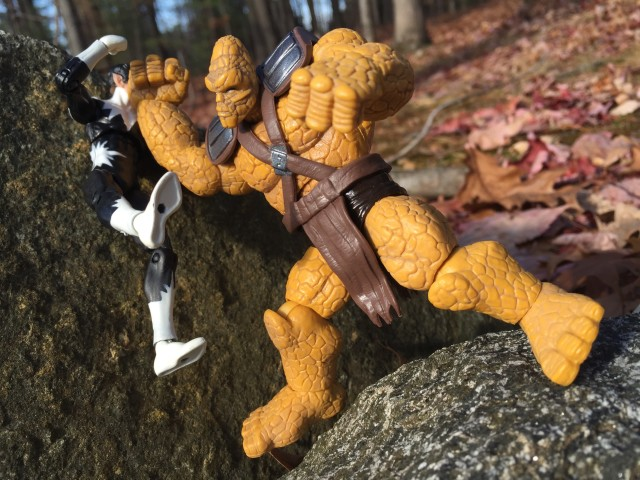 Marvel Infinite Series Korg vs. Northstar Figures