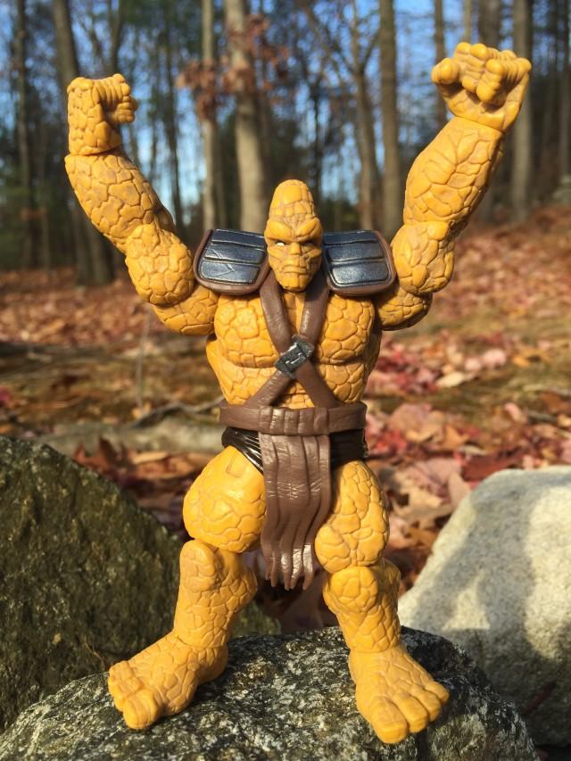 "Hasbro Korg Marvel Universe 4"" Figure Victorious"