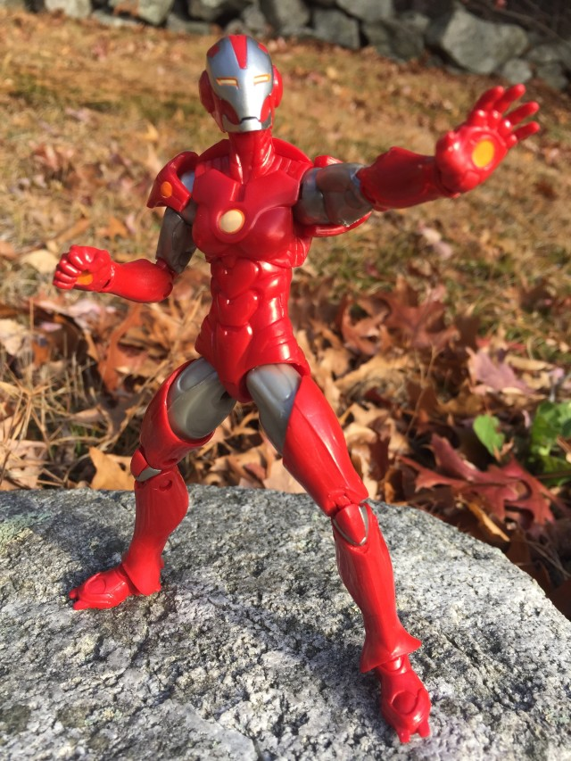 Marvel Legends Rescue Figure