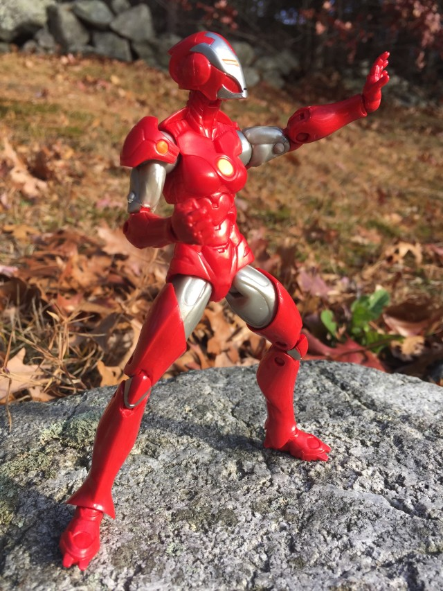Marvel Legends Pepper Potts Rescue Iron Man Action Figure