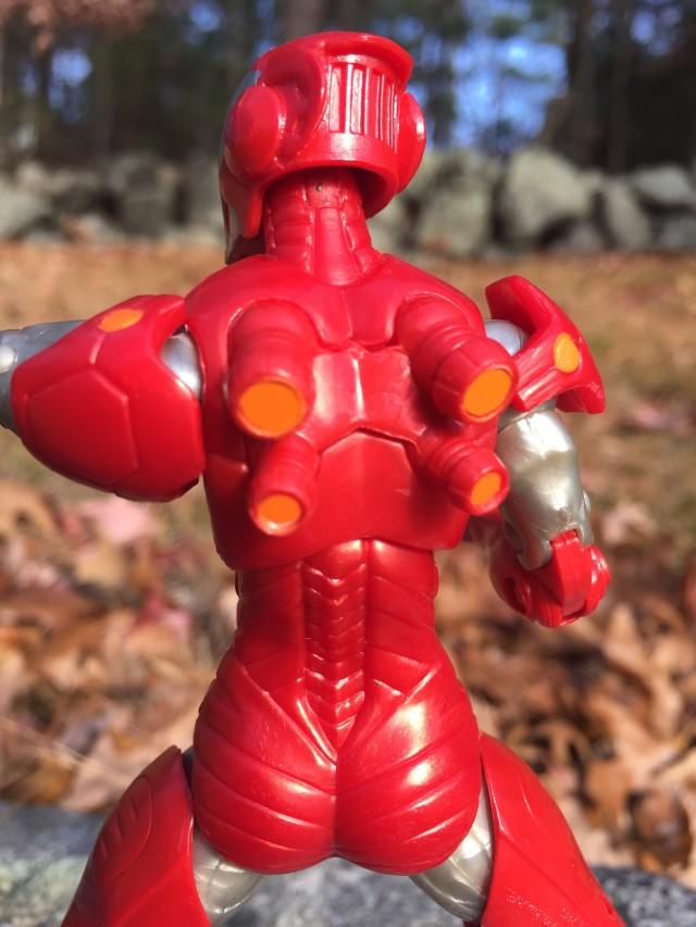 "Hasbro Marvel Legends 6"" Figure Exclusive Rescue Back"