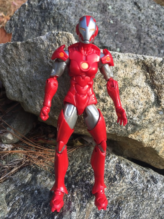 "Marvel Unlimited Plus Exclusive Rescue 6"" Figure Hasbro"