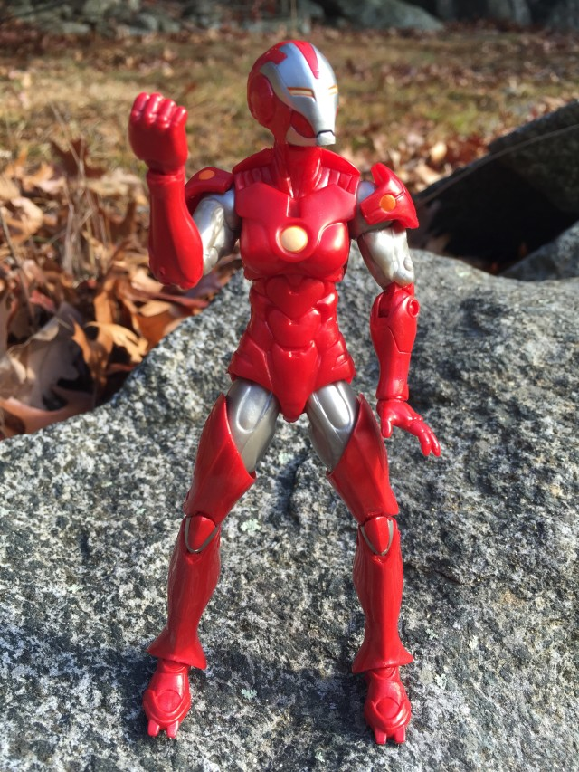 Hasbro Marvel Legends 2015 Rescue Iron Man Legends Figure