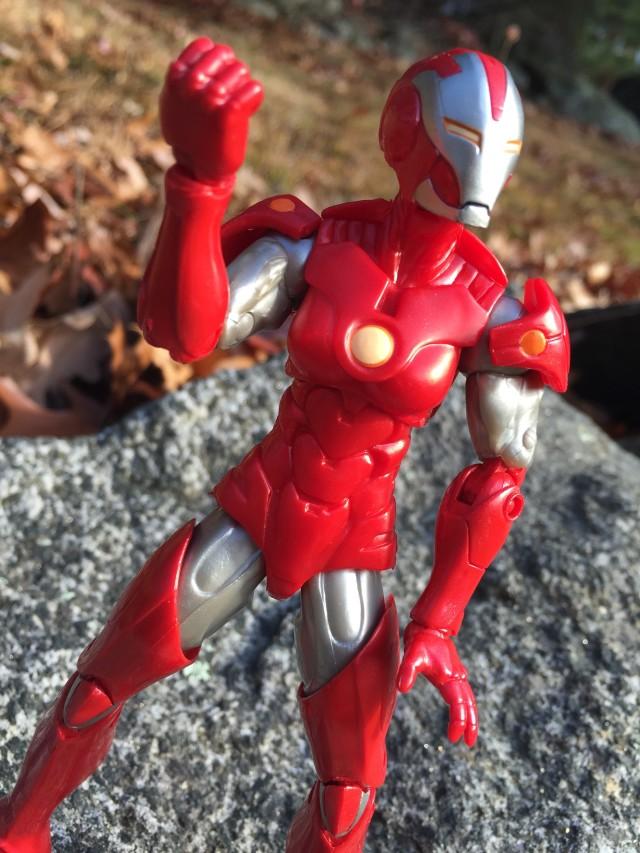 Marvel Legends Rescue Figure Review