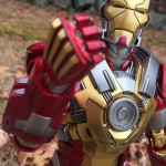 Hot Toys Heartbreaker Iron Man Figure Review & Photos