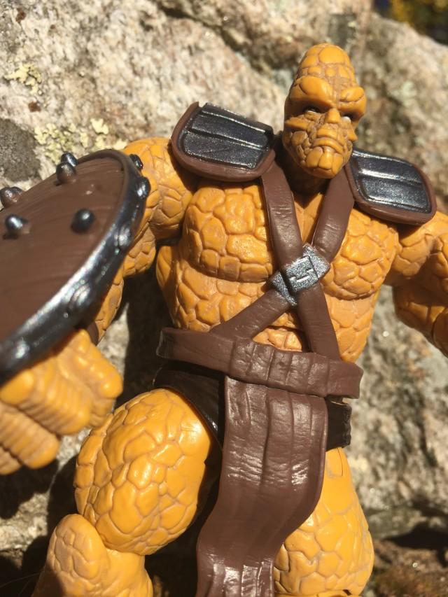 Hasbro Marvel Infinite Series 2015 Korg Review