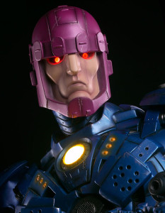 Sideshow Sentinel Maquette Final Product Photo Head