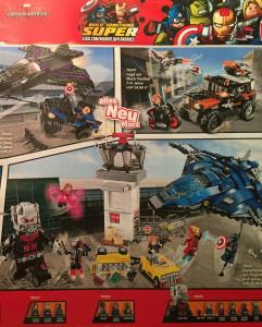 2016 LEGO Civil War Sets Revealed