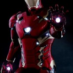 Hot Toys Civil War Iron Man Mark 46 Photos & Order Info!