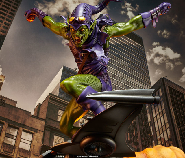 Green Goblin Premium Format Figure Sideshow Collectibles