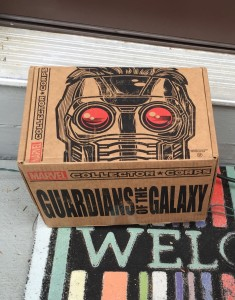 Funko Guardians of the Galaxy Collector Corps Box Unboxing