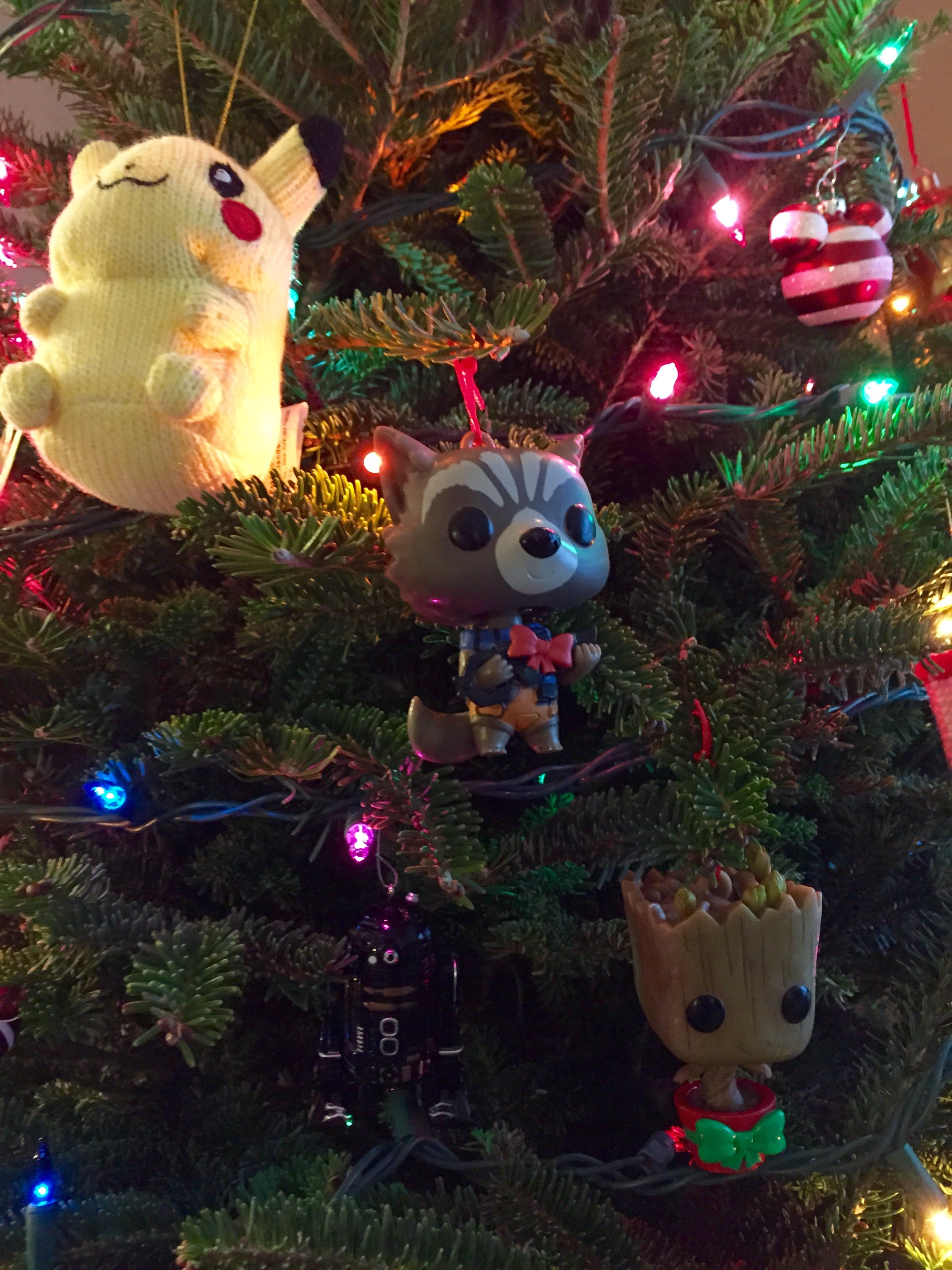 Christmas Groot Funko Pop.Guardians Of The Galaxy Collector Corps Unboxing Review