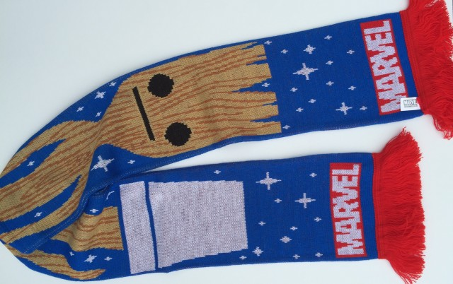 Marvel Collector Corps Baby Groot Scarf