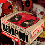 Marvel Collector Corps Deadpool Box Announced! Feb 2016!