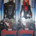 2016 Marvel Titan Hero Figures Released! Black Widow!