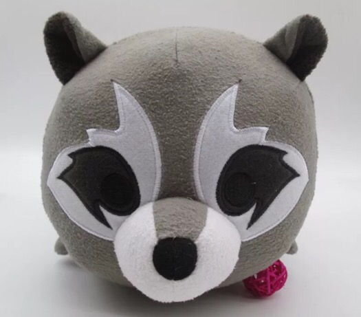 Rocket Raccoon Tsum Tsum Plush