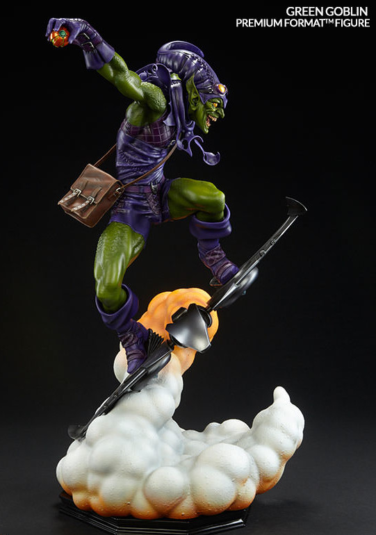 Sideshow 2016 Premium Format Green Goblin Statue