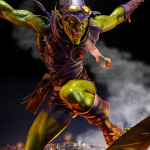 Sideshow Green Goblin Premium Format Statue Up for Order!