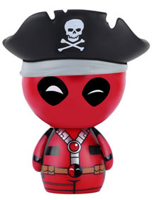 Vinyl Sugar Dorbz Pirate Deadpool