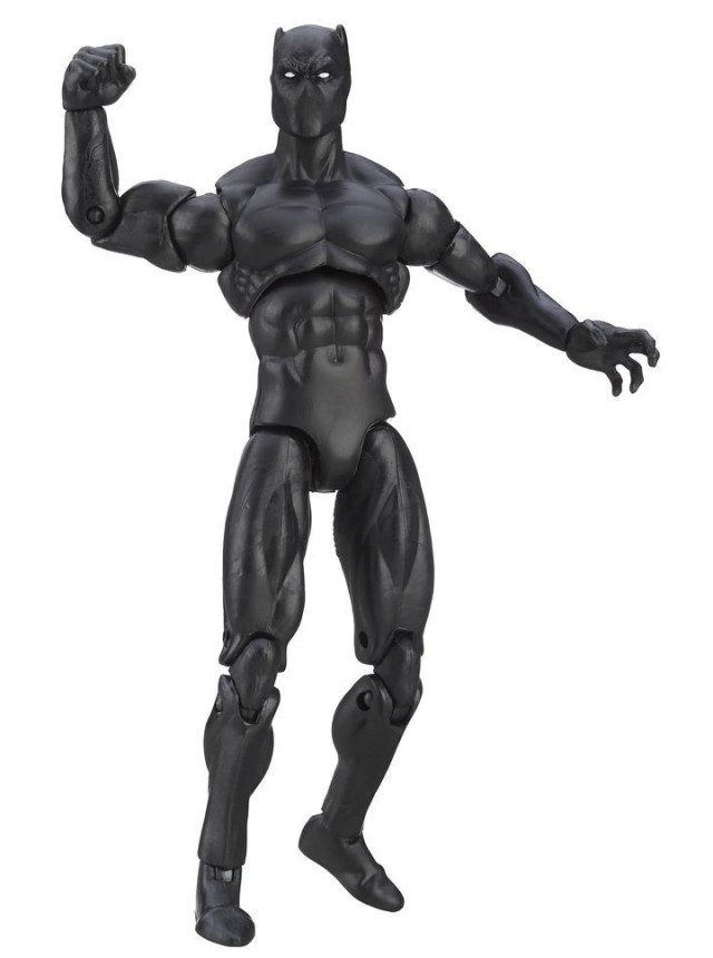 4 Inch Black Panther Marvel Legends Action Figure
