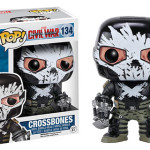 Funko Civil War POP Vinyls Revealed & Up for Order!