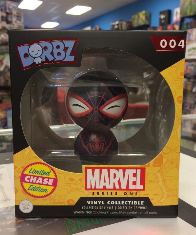 Funko Dorbz Chase Spider-Man Miles Morales Figure