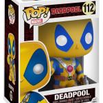 Funko Yellow Deadpool & Sepia Agent Carter POP Vinyls!