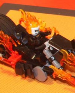 Ghost Rider LEGO Minifigure Summer 2016 Set