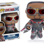 Funko Civil War POP Vinyls Exclusives Revealed! Falcon!