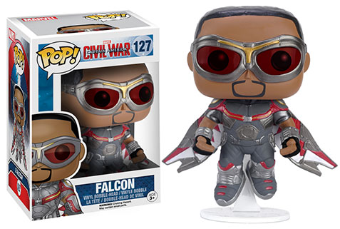 Hot Topic Exclusive Funko Falcon POP Vinyls Figure