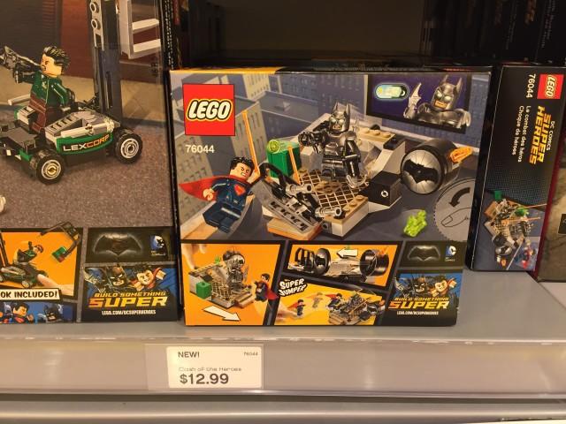 LEGO BvS Clash of Heroes Box Back