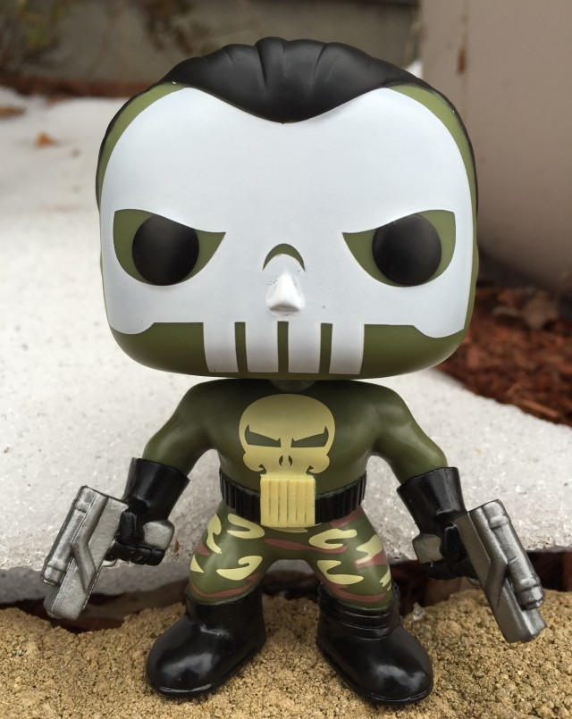 Funko Nemesis Punisher POP Vinyl Figure Review