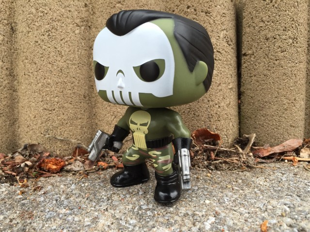 Funko Marvel 118 Nemesis Punisher POP! Vinyl