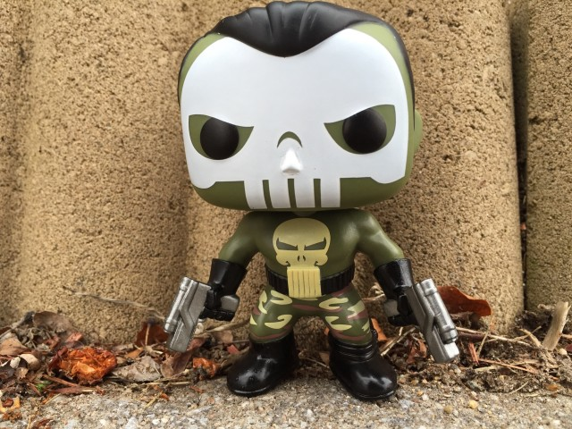 The Punisher Nemesis Funko POP Vinyls Figure