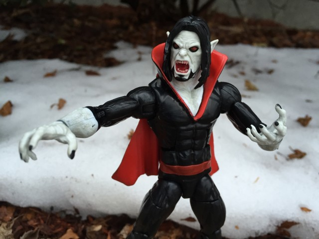 Hasbro Marvel Legends 2016 Morbius Figure