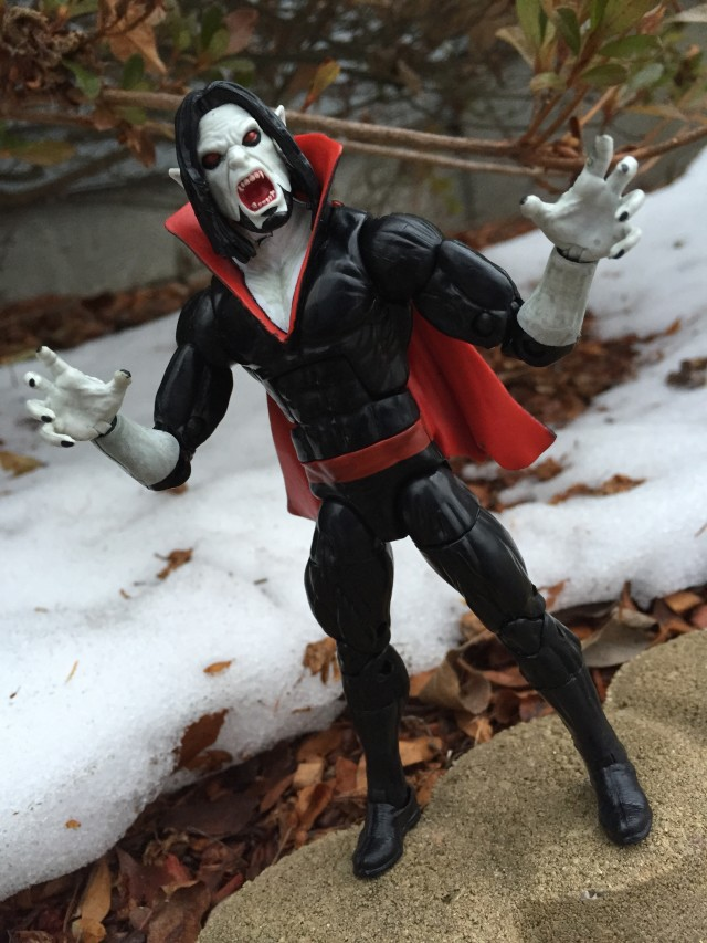 "6"" Morbius Marvel Legends Infinite Series Figure"
