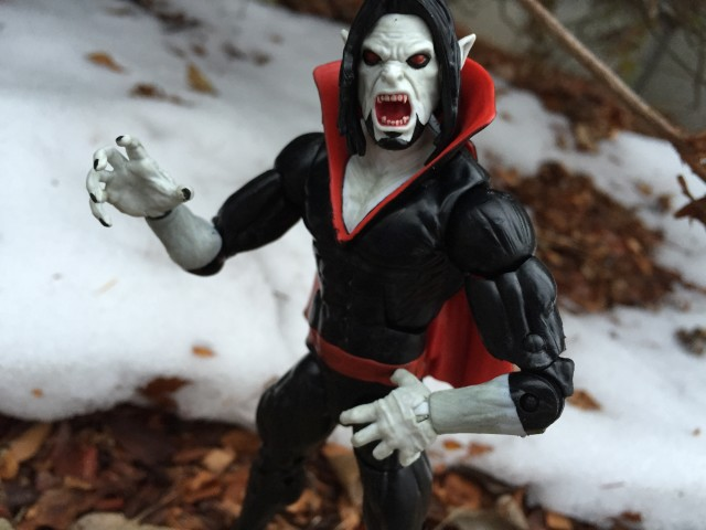 Morbius Marvel Legends Action Figure Floppy Arm