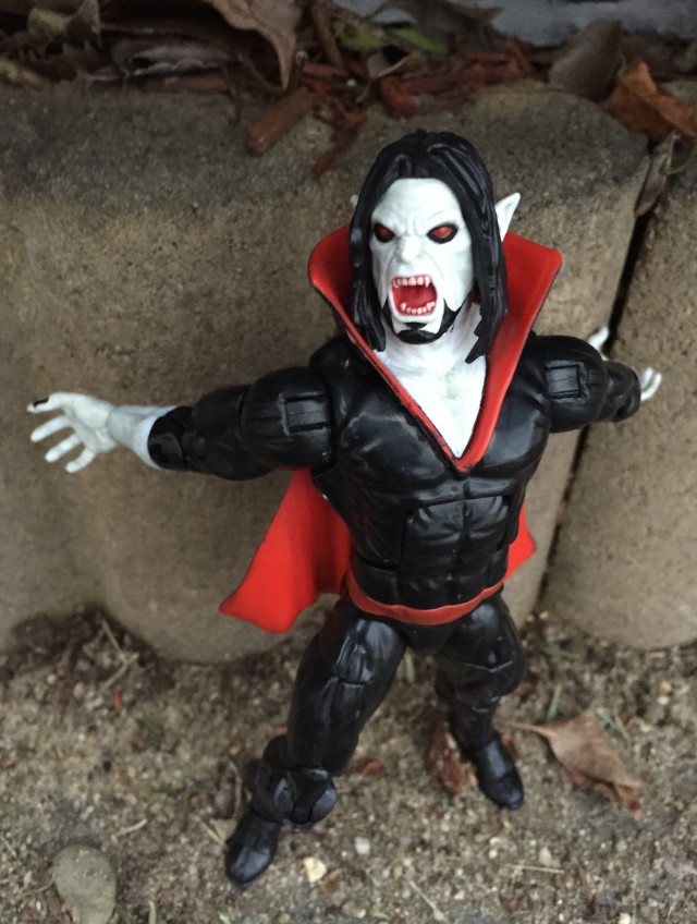 "Morbius Hasbro 6"" Action Figure Screaming"