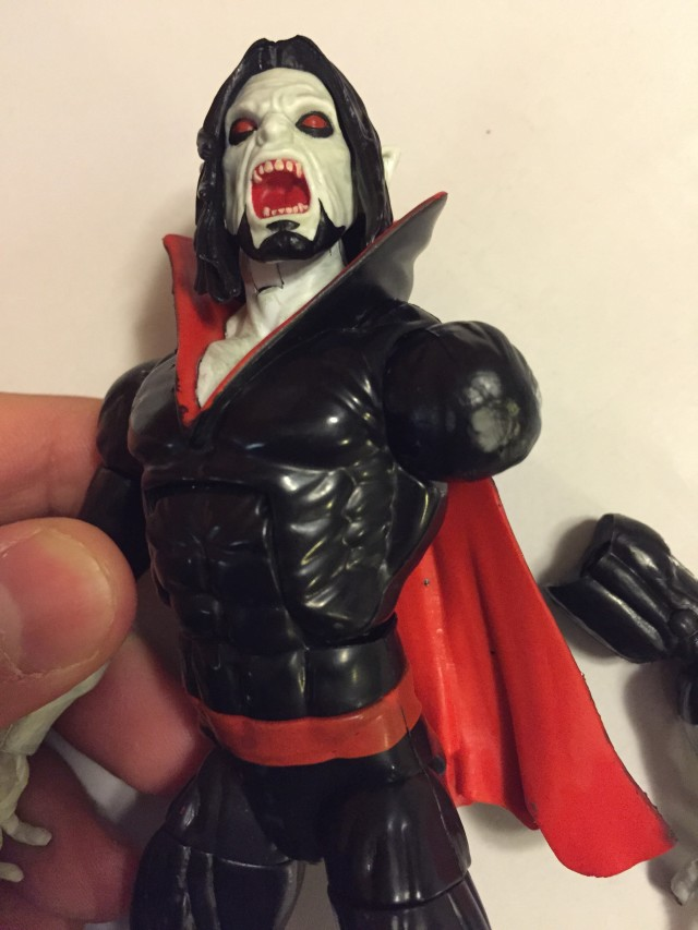 Morbius Marvel Legends 6 Inch Figure with Defective Broken Arm
