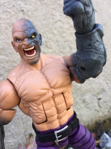 Marvel Legends Absorbing Man Build-A-Figure Review