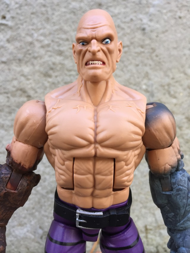 "Hasbro 6"" Absorbing Man BAF Head Regular"