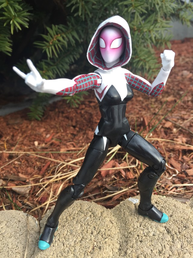 Spider-Gwen Marvel Legends 2016 Figure Hasbro