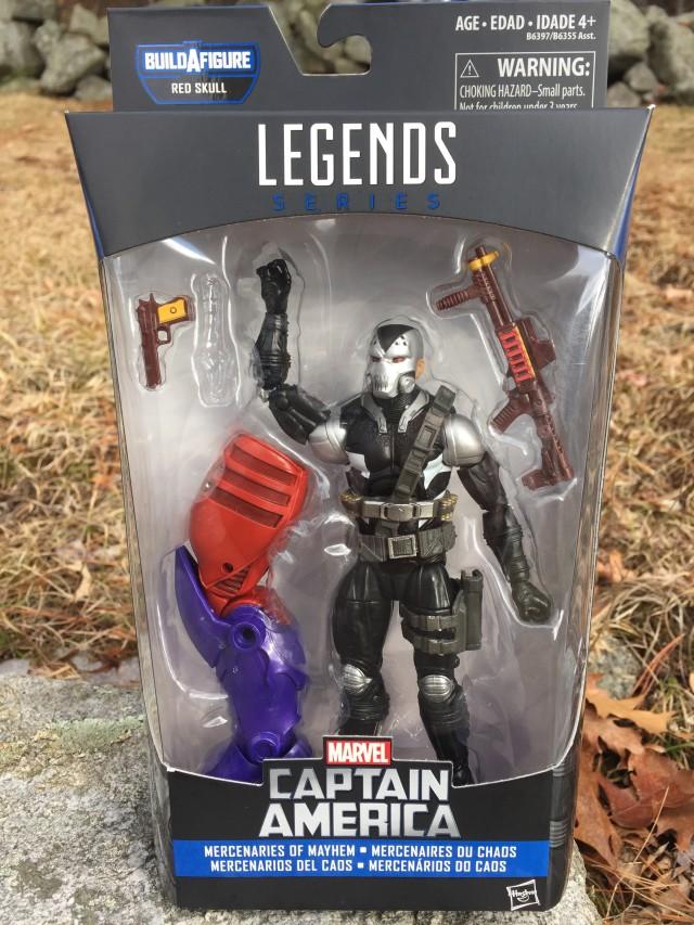 Marvel Legends Scourge Mercenaries of Mayhem Figure Carded