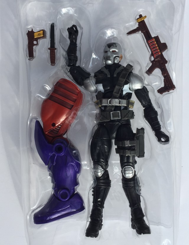 "Marvel Legends Scourge 6"" Figure and Accessories"