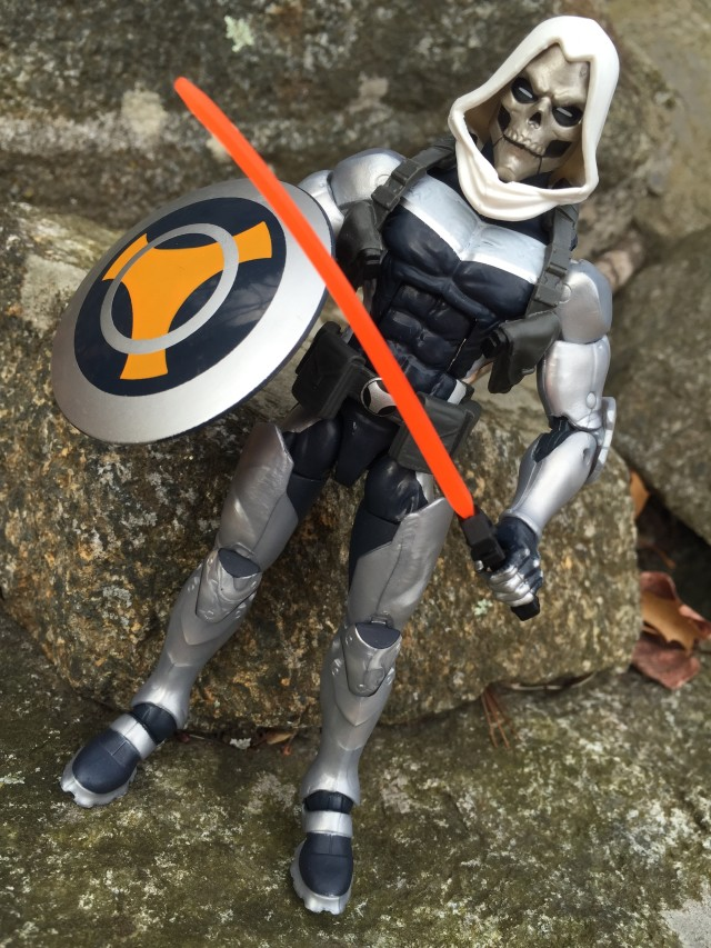 Marvel Legends 2016 Taskmaster Review