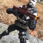 Captain America Marvel Legends Scourge Figure Review