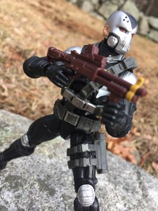 Marvel Legends Scourge Review and Photos