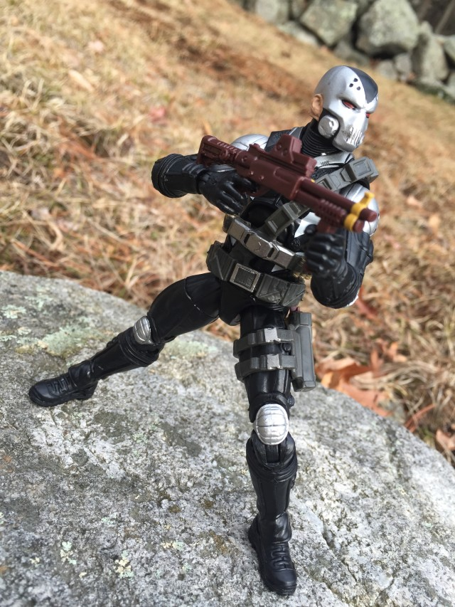 Captain America Marvel Legends Civil War Scourge Figure